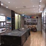 展覽室佈置