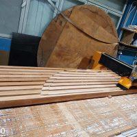 橡木 實木方 廣告牌 客製化