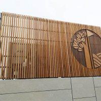 製作安裝 廣告工程 戶外木