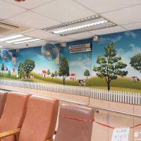 牆身貼紙 美化裝飾 噴畫公司